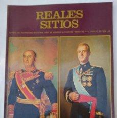 Coleccionismo de Revista Temas Españoles: REALES SITIOS. Nº 46. AÑO 1975. Lote 192897996
