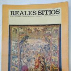 Coleccionismo de Revista Temas Españoles: REALES SITIOS. Nº 44. AÑO 1975. Lote 192898808