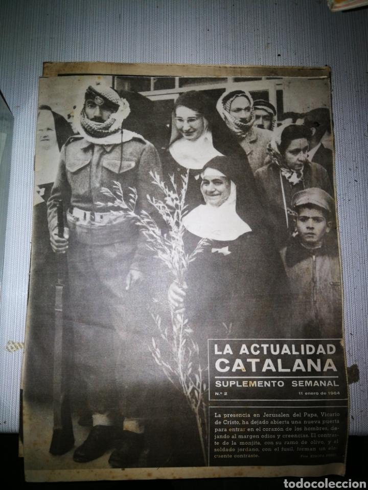 REVISTAS, DIARIOS (Papel - Revistas y Periódicos Modernos (a partir de 1.940) - Revista Temas Españoles)