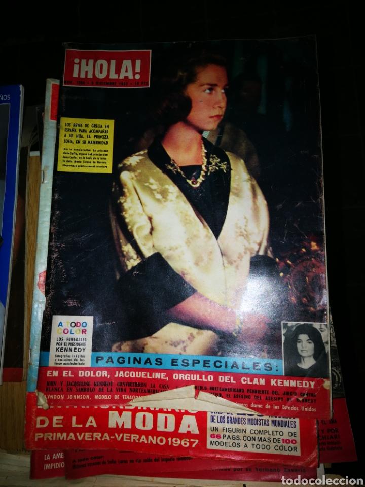 Coleccionismo de Revista Temas Españoles: Revistas, diarios - Foto 7 - 193224630
