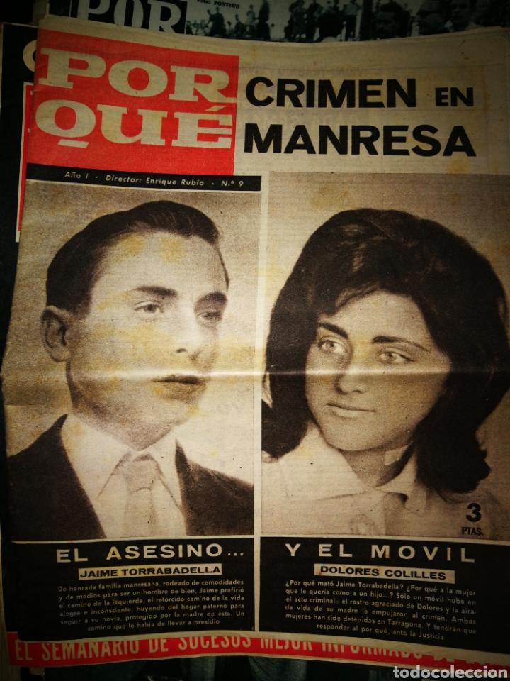 Coleccionismo de Revista Temas Españoles: Revistas, diarios - Foto 12 - 193224630