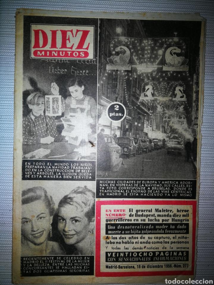 Coleccionismo de Revista Temas Españoles: Revistas, diarios - Foto 26 - 193224630