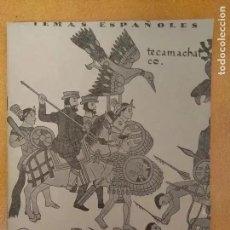 Coleccionismo de Revista Temas Españoles: TEMAS ESPAÑOLES. CRONISTAS DE INDIAS. 1956. Lote 193922593