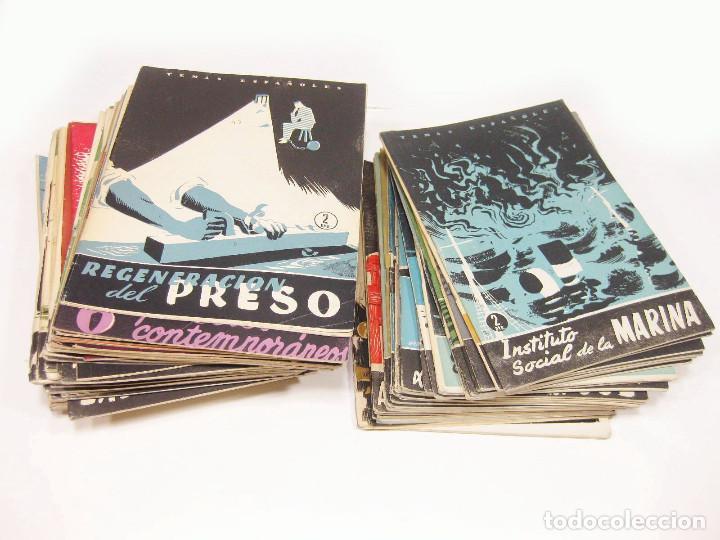 COLECCIÓN DE 74 REVISTAS DE TEMAS ESPAÑOLES. (Papel - Revistas y Periódicos Modernos (a partir de 1.940) - Revista Temas Españoles)