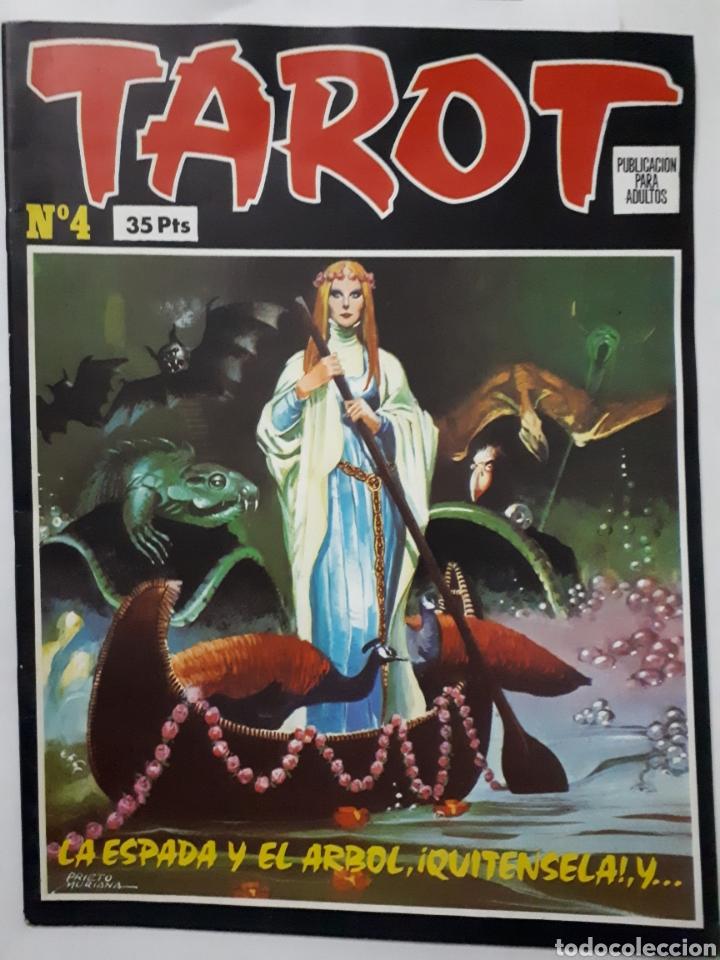 TAROR. NO. 4 LA ESPADA Y EL ARBOL, ¡QUITENSELA!, Y... (Papel - Revistas y Periódicos Modernos (a partir de 1.940) - Revista Temas Españoles)