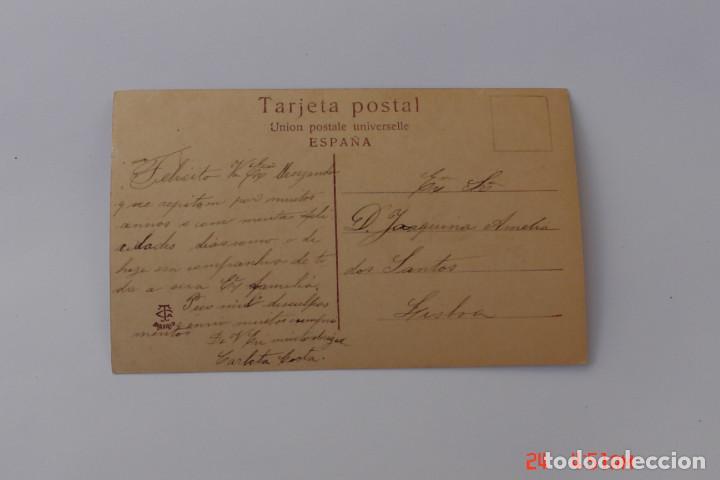 Coleccionismo de Revista Temas Españoles: POSTAL CUPLETISTA -MARIANELA-BAILARINA, CANTANTE - Foto 2 - 195128753