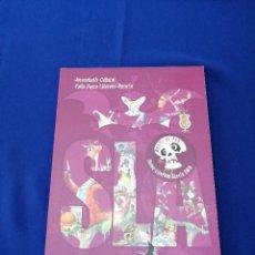 Coleccionismo de Revista Temas Españoles: LLIBRET FALLA SUECA LITERATO AZORIN 2019- SECCION ESPECIAL. Lote 196128792