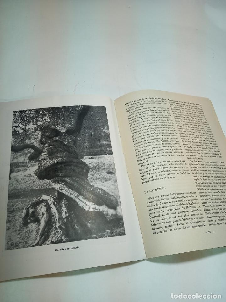 Coleccionismo de Revista Temas Españoles: Revista temas Españoles. Nº 48. Baleares. Publicaciones Españolas. Madrid. 1953. - Foto 2 - 196926408