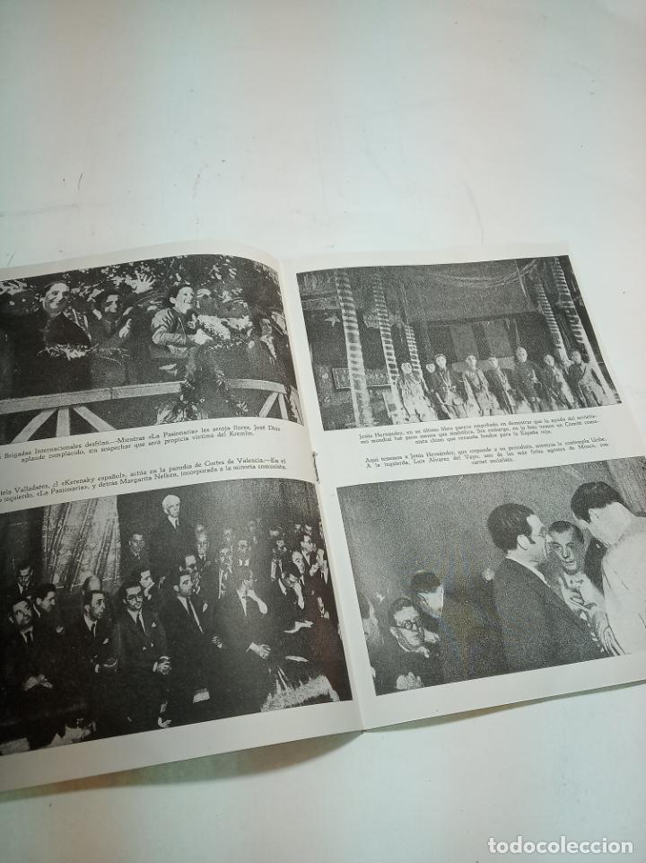 Coleccionismo de Revista Temas Españoles: Revista temas Españoles. Nº 50. Luchas en la zona roja. Publicaciones Españolas. Madrid. 1959. - Foto 2 - 196926605