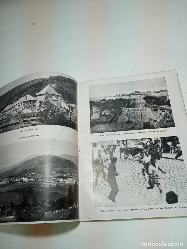 Coleccionismo de Revista Temas Españoles: Revista temas Españoles. Nº 51. Navarra. Publicaciones Españolas. Madrid. 1958. - Foto 2 - 196926798