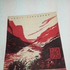 Coleccionismo de Revista Temas Españoles: REVISTA TEMAS ESPAÑOLES. Nº 51. NAVARRA. PUBLICACIONES ESPAÑOLAS. MADRID. 1958.. Lote 196926798