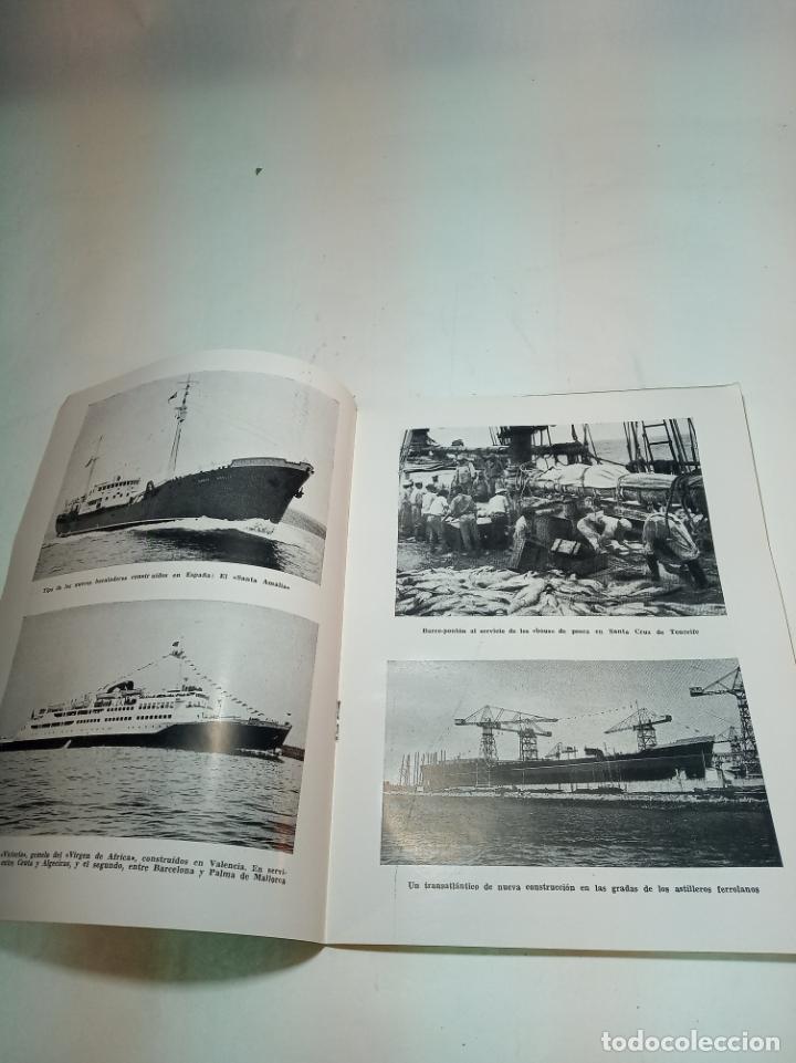 Coleccionismo de Revista Temas Españoles: Revista temas Españoles. Nº 53. la marina mercante. Publicaciones Españolas. Madrid. 1953. - Foto 2 - 196926995