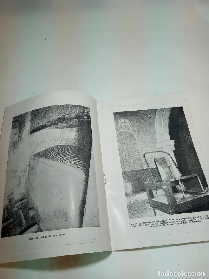 Coleccionismo de Revista Temas Españoles: Revista temas Españoles. Nº 54. Las Checas. Publicaciones Españolas. Madrid. 1953. - Foto 2 - 196927120