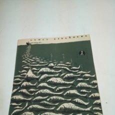 Coleccionismo de Revista Temas Españoles: REVISTA TEMAS ESPAÑOLES. Nº 55. EL MAR Y LA PESCA. PUBLICACIONES ESPAÑOLAS. MADRID. 1953.. Lote 196927172