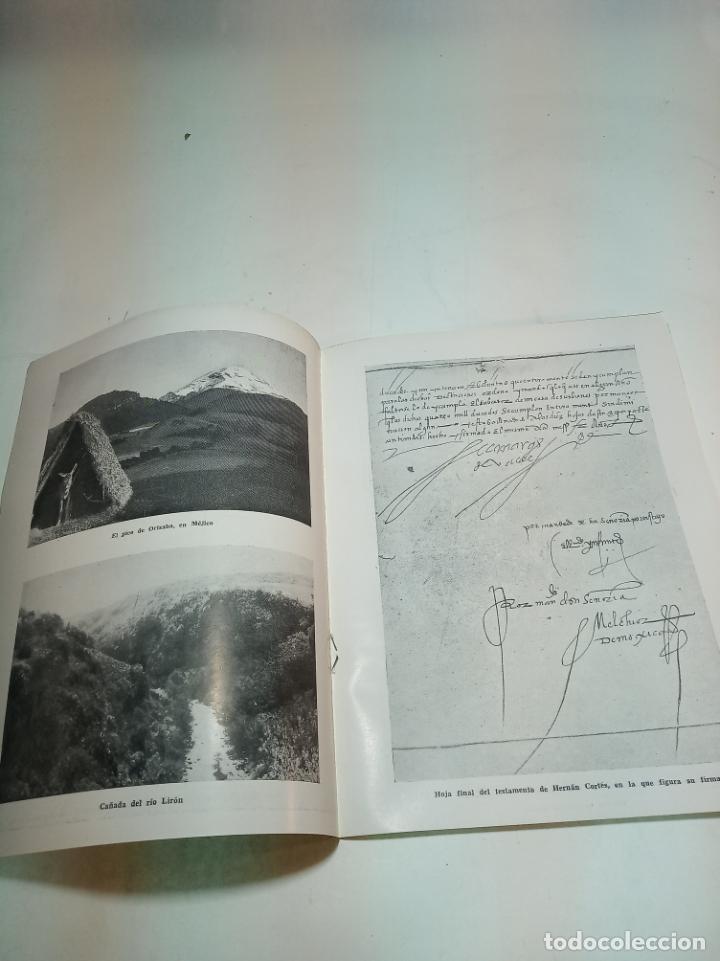 Coleccionismo de Revista Temas Españoles: Revista temas Españoles. Nº 57. Hernan Cortes. Publicaciones Españolas. Madrid. 1953. - Foto 2 - 196927706