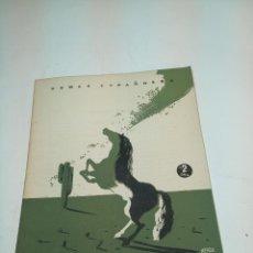 Coleccionismo de Revista Temas Españoles: REVISTA TEMAS ESPAÑOLES. Nº 57. HERNAN CORTES. PUBLICACIONES ESPAÑOLAS. MADRID. 1953.. Lote 196927706