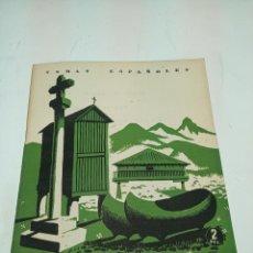 Coleccionismo de Revista Temas Españoles: REVISTA TEMAS ESPAÑOLES. Nº 59. GALICIA Y ASTURIAS. PUBLICACIONES ESPAÑOLAS. MADRID. 1953.. Lote 196927838