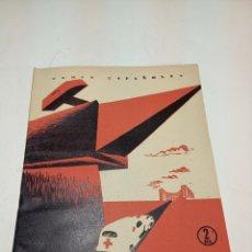 Coleccionismo de Revista Temas Españoles: REVISTA TEMAS ESPAÑOLES. Nº 61. MEDICINA DEL TRABAJO. PUBLICACIONES ESPAÑOLAS. MADRID. 1956.. Lote 196928110
