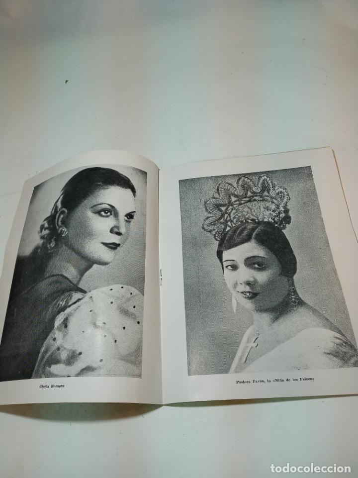 Coleccionismo de Revista Temas Españoles: Revista temas Españoles. Nº 62. El cante Andaluz. Publicaciones Españolas. Madrid. 1956. - Foto 2 - 196928211