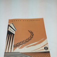 Coleccionismo de Revista Temas Españoles: REVISTA TEMAS ESPAÑOLES. Nº 63. LAS REALES ACADEMIAS. PUBLICACIONES ESPAÑOLAS. MADRID. 1956.. Lote 196928366