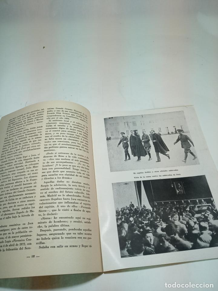 Coleccionismo de Revista Temas Españoles: Revista temas Españoles. Nº 64. Jaca. Publicaciones Españolas. Madrid. 1953. - Foto 2 - 196928596