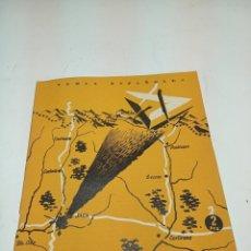 Coleccionismo de Revista Temas Españoles: REVISTA TEMAS ESPAÑOLES. Nº 64. JACA. PUBLICACIONES ESPAÑOLAS. MADRID. 1953.. Lote 196928596