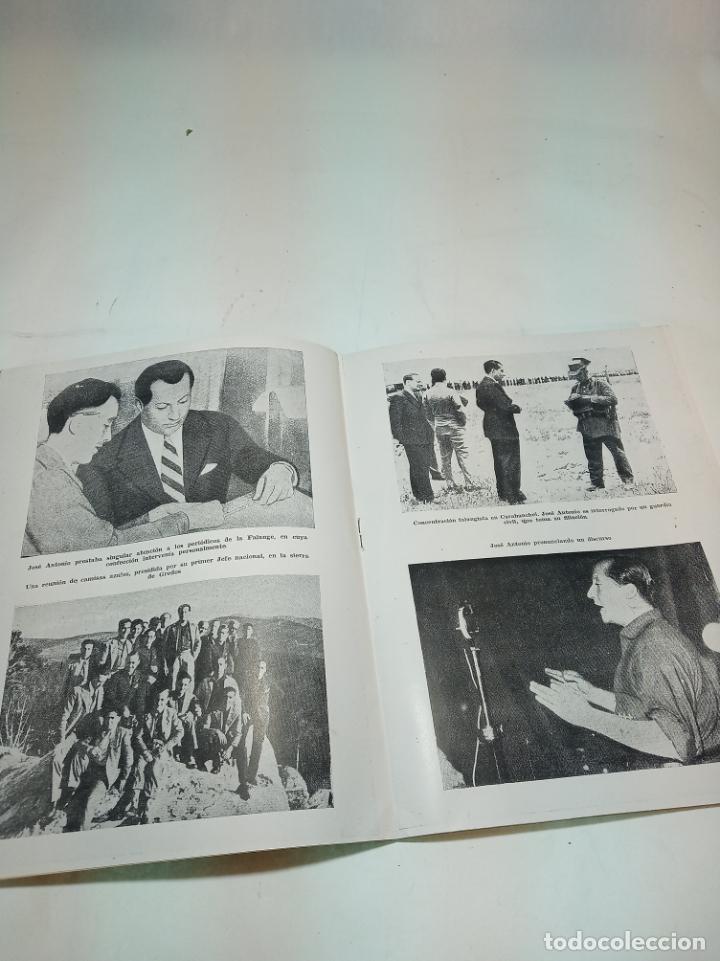 Coleccionismo de Revista Temas Españoles: Revista temas Españoles. Nº 65. Jose Antonio. Publicaciones Españolas. Madrid. 1956. - Foto 2 - 196928732