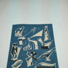 Coleccionismo de Revista Temas Españoles: REVISTA TEMAS ESPAÑOLES. Nº 66. LA NAVIDAD EN ESPAÑA. PUBLICACIONES ESPAÑOLAS. MADRID. 1956.. Lote 196928821