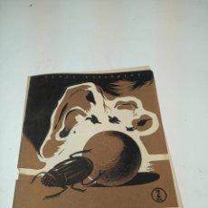 Coleccionismo de Revista Temas Españoles: REVISTA TEMAS ESPAÑOLES. Nº 68. EL BULO DE LOS CARAMELOS ENVENENADOS. P. ESPAÑOLAS. MADRID. 1956.. Lote 196929077