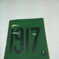 Coleccionismo de Revista Temas Españoles: REVISTA TEMAS ESPAÑOLES. Nº 70. 1917 UN AÑO TURBIO. PUBLICACIONES ESPAÑOLAS. MADRID. 1959.. Lote 196929521