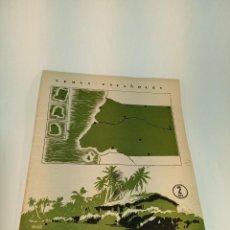 Collectionnisme de Magazine Temas Españoles: REVISTA TEMAS ESPAÑOLES. Nº 76. LA GUINEA ESPAÑOLA. PUBLICACIONES ESPAÑOLAS. MADRID.1956.. Lote 197371086