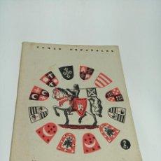Coleccionismo de Revista Temas Españoles: REVISTA TEMAS ESPAÑOLES. Nº 79. SORIA. PUBLICACIONES ESPAÑOLAS. MADRID.1958.. Lote 197371293
