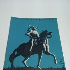 Coleccionismo de Revista Temas Españoles: REVISTA TEMAS ESPAÑOLES. Nº 84. PIZARRO. PUBLICACIONES ESPAÑOLAS. MADRID.1954.. Lote 197433493