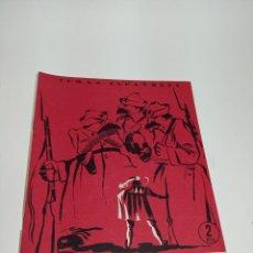 Coleccionismo de Revista Temas Españoles: REVISTA TEMAS ESPAÑOLES. Nº 85. HEROES ESPAÑOLES EN RUSIA. PUBLICACIONES ESPAÑOLAS. MADRID.1954.. Lote 197433835