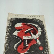 Coleccionismo de Revista Temas Españoles: REVISTA TEMAS ESPAÑOLES. Nº 88. DE LA REPÚBLICA AL COMUNISMO I. PUBLICACIONES ESPAÑOLAS. MADRID.1954. Lote 197434741