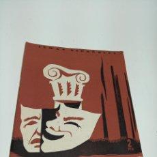 Coleccionismo de Revista Temas Españoles: REVISTA TEMAS ESPAÑOLES. Nº 91. EL GÉNERO LÍRICO. PUBLICACIONES ESPAÑOLAS.MADRID.1954. Lote 197436381