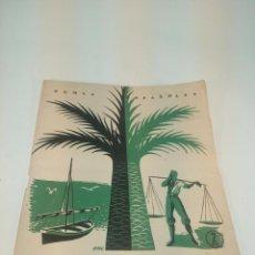 Coleccionismo de Revista Temas Españoles: REVISTA TEMAS ESPAÑOLES. Nº150. MÁLAGA. PUBLICACIONES ESPAÑOLAS. MADRID.1955.. Lote 197563763