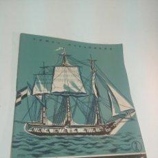 Collectionnisme de Magazine Temas Españoles: REVISTA TEMAS ESPAÑOLES. Nº 151. JORGE JUAN. PUBLICACIONES ESPAÑOLAS. MADRID.1955.. Lote 197563938