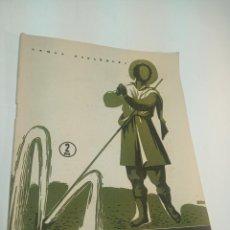 Coleccionismo de Revista Temas Españoles: REVISTA TEMAS ESPAÑOLES. Nº 153. SAN ISIDRO. PUBLICACIONES ESPAÑOLAS. MADRID.1955.. Lote 197564302
