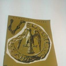 Coleccionismo de Revista Temas Españoles: REVISTA TEMAS ESPAÑOLES. Nº 154. NAVARRA Y SUS REYES. PUBLICACIONES ESPAÑOLAS. MADRID.1955.. Lote 197564441