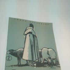 Coleccionismo de Revista Temas Españoles: REVISTA TEMAS ESPAÑOLES. Nº 155. VIDA PASTORIL. PUBLICACIONES ESPAÑOLAS. MADRID.1955.. Lote 197564657
