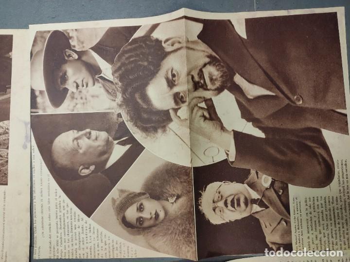 Coleccionismo de Revista Temas Españoles: ANTIGUOS RECORTES PERIODICO DE 1935, ARTICULO DE EL PROFESOR ARIS - Foto 8 - 198583606