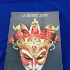 Coleccionismo de Revista Temas Españoles: LIBRO FALLA LA MERCED 2019. Lote 198760446
