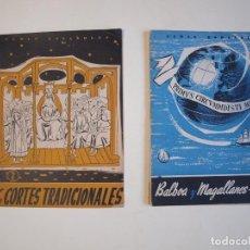 Coleccionismo de Revista Temas Españoles: 2 REVISTAS TEMAS ESPAÑOLES Nº 187 Y 267 - AÑO 1955 Y 1956. Lote 200570237