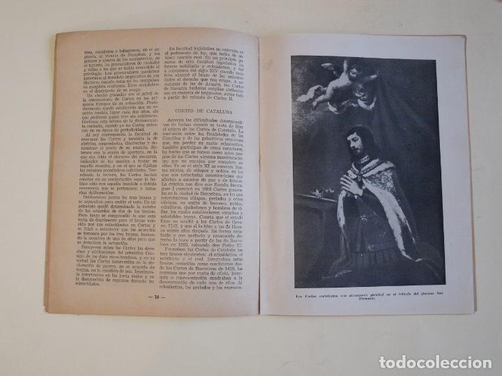 Coleccionismo de Revista Temas Españoles: 2 REVISTAS TEMAS ESPAÑOLES Nº 187 Y 267 - AÑO 1955 Y 1956 - Foto 3 - 200570237