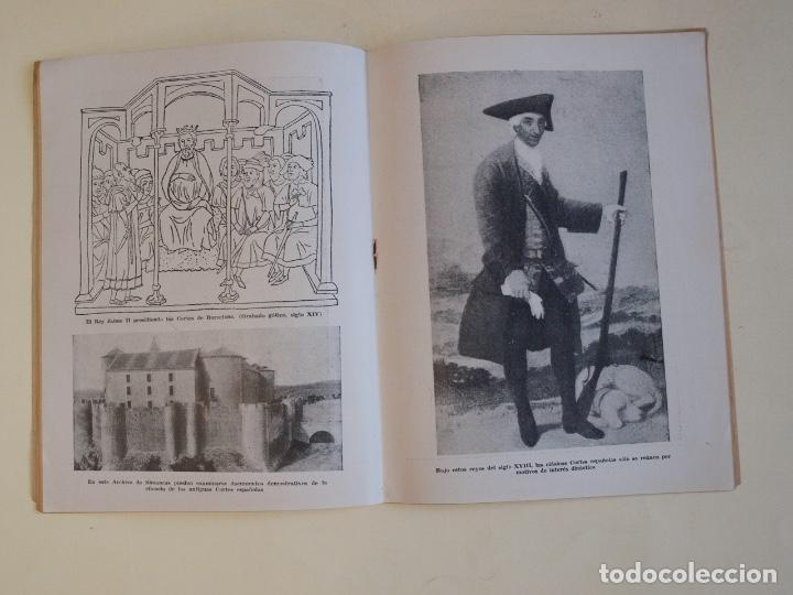 Coleccionismo de Revista Temas Españoles: 2 REVISTAS TEMAS ESPAÑOLES Nº 187 Y 267 - AÑO 1955 Y 1956 - Foto 4 - 200570237