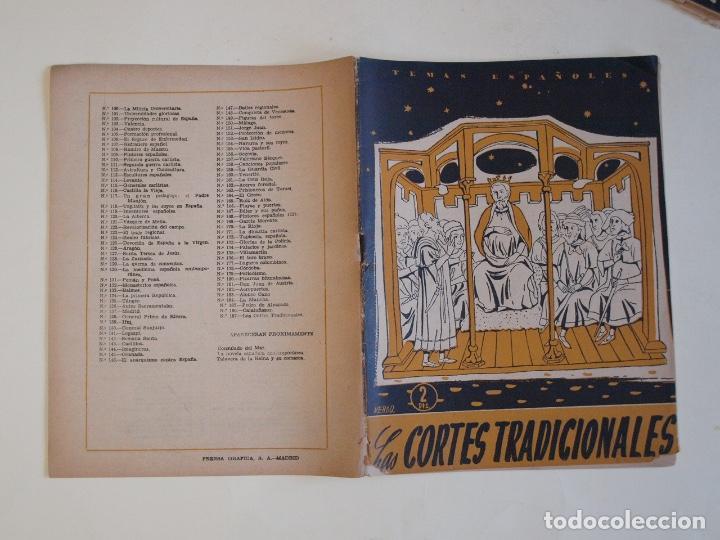Coleccionismo de Revista Temas Españoles: 2 REVISTAS TEMAS ESPAÑOLES Nº 187 Y 267 - AÑO 1955 Y 1956 - Foto 6 - 200570237
