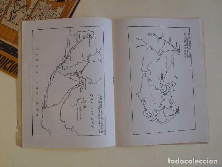 Coleccionismo de Revista Temas Españoles: 2 REVISTAS TEMAS ESPAÑOLES Nº 187 Y 267 - AÑO 1955 Y 1956 - Foto 8 - 200570237