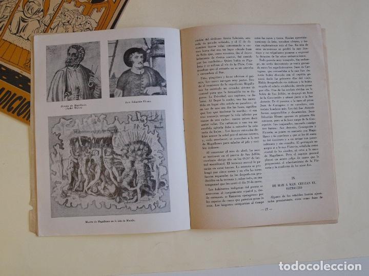 Coleccionismo de Revista Temas Españoles: 2 REVISTAS TEMAS ESPAÑOLES Nº 187 Y 267 - AÑO 1955 Y 1956 - Foto 9 - 200570237