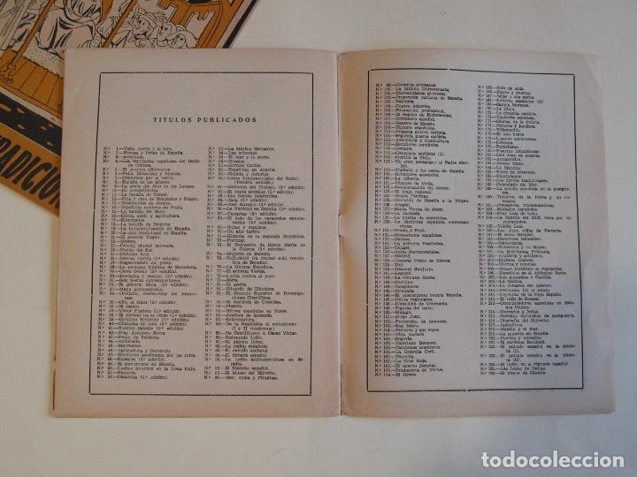 Coleccionismo de Revista Temas Españoles: 2 REVISTAS TEMAS ESPAÑOLES Nº 187 Y 267 - AÑO 1955 Y 1956 - Foto 10 - 200570237